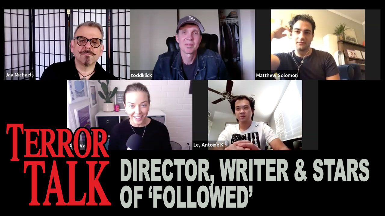 Terror Talk with Followed Film-Makers (Special Zoom Edition)