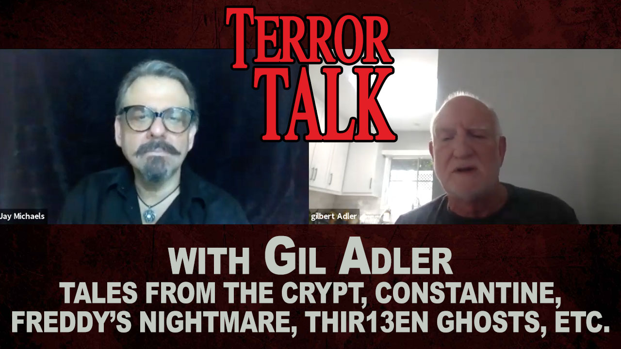 Terror Talk with Gil Adler – Special Zoom Edition