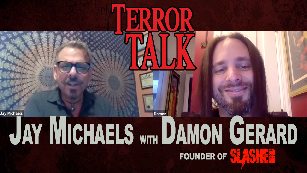 Terror Talk with Damon Gerard – Special Zoom Edition