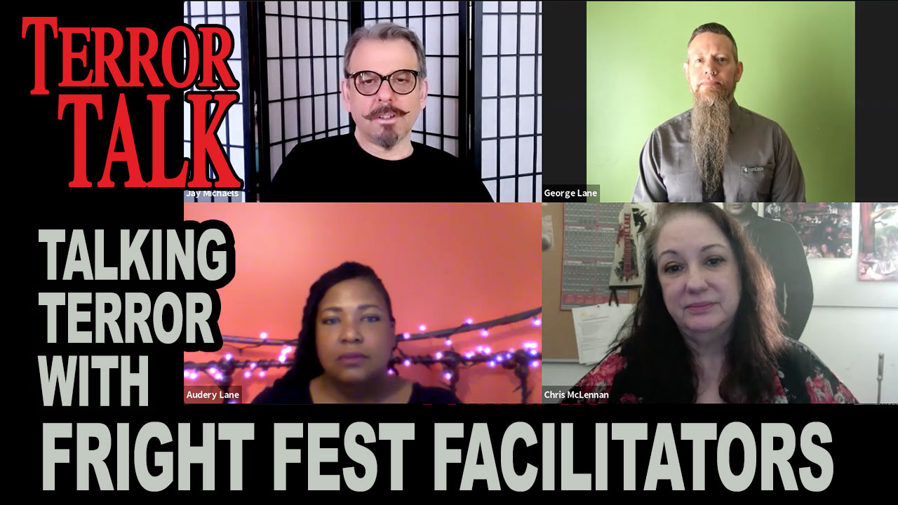 Talking Terror with Fright Fest Facilitators
